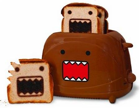 ↑ 毎日どーもくんに「どーも」と挨拶しながら食パンを口にできる