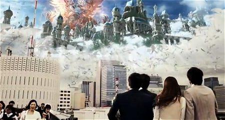↑ 『神魔×継承!ラグナブレイク』のCM。公式による配信。
