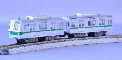 ↑ 千代田線6000系