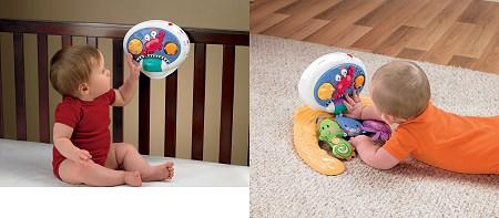 ↑ 指押しのおもちゃとして使う事例