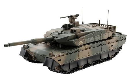 ↑ 10式戦車