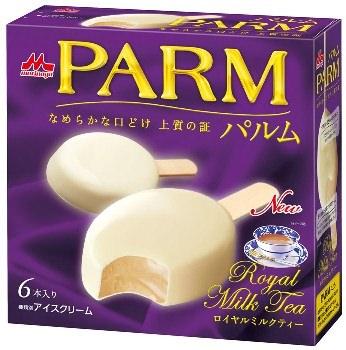 ↑ PARM(パルム) ロイヤルミルクティー
