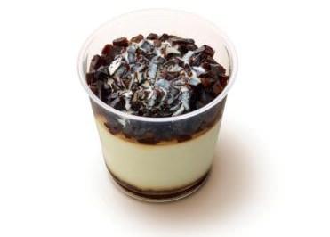 ↑ コーヒーゼリーケーキ 香るビター