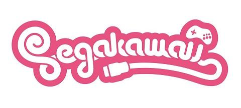 ↑ Segakawaii(セガカワイイ)ブランドロゴ