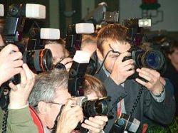 メディアスクラム(イメージ)