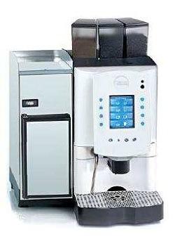 ↑ オリジナルコーヒーマシン「ハーモニーTouch」はこんな感じ