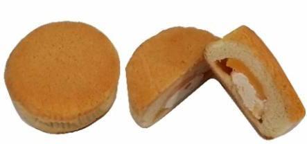 ↑ クッキーメロンパン