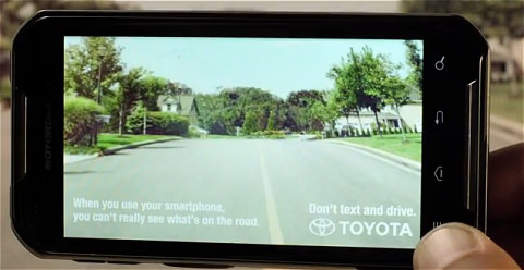 ↑ Toyota: QR Road。