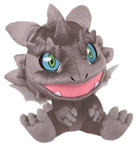 ↑ A賞:メタルドラゴンぬいぐるみ