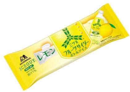 ↑ アイスガイ<三ツ矢フルーツサイダーレモン>