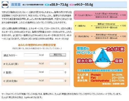 ↑ 「からだにいいこと」サイト(イメージ)