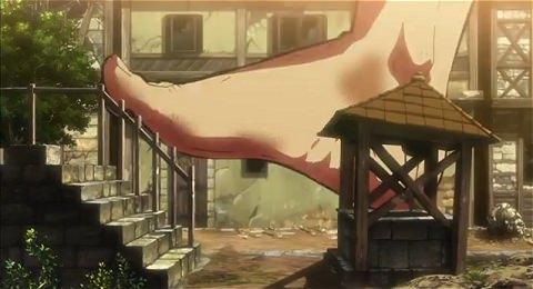 ↑ アニメ版「進撃の巨人」プロモーション動画(公式)。