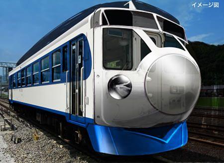 ↑ 鉄道ホビートレイン(イメージ)