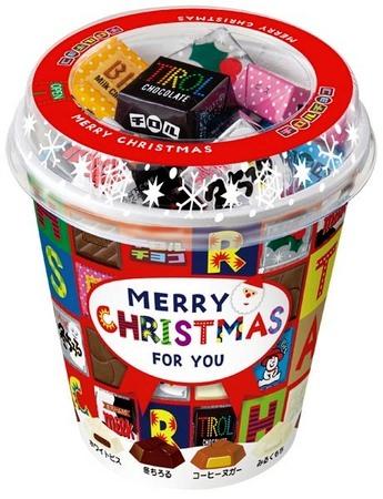 ↑ クリスマスカップ