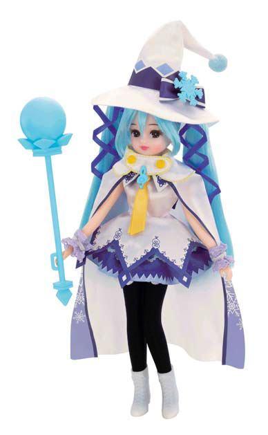 ↑ リカちゃん 雪ミク Magical Snow Ver.