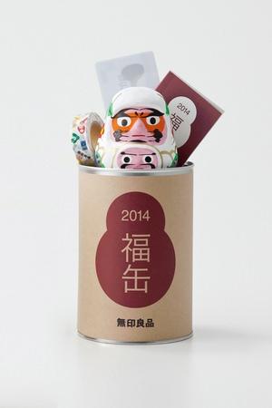 ↑ 「福缶」とその中身イメージ