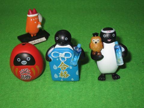 ↑ 合格祈願 落ちないペンギンマグネット