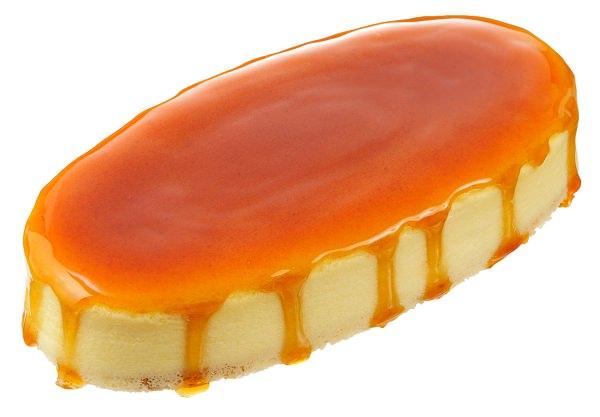 ↑ キャラメルチーズスフレ