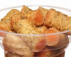 ポテトチップス のりしお味 実物拡大