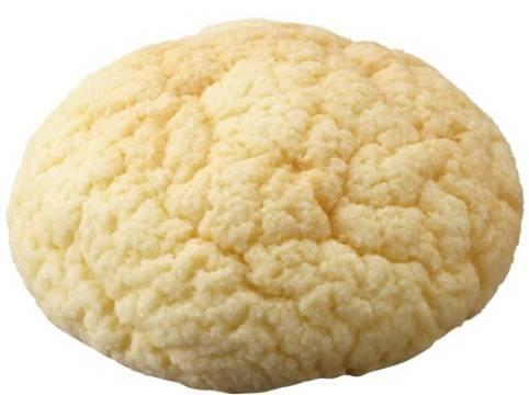 ↑ 「極めのメロンパン」パッケージと中味
