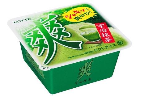 ↑ 爽 宇治抹茶