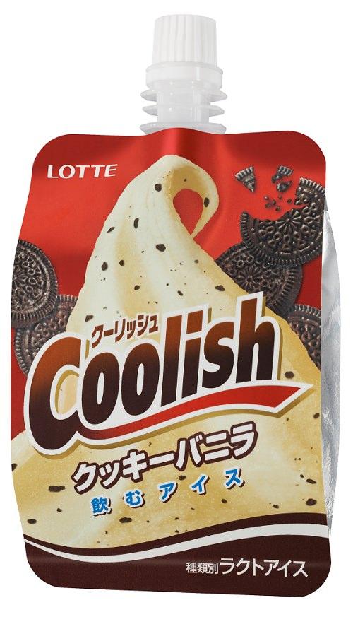↑ クーリッシュ クッキーバニラ