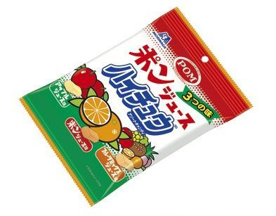 ↑ ポンジュース ハイチュウアソート