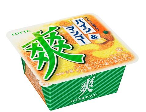 ↑ 爽 パイン&マンゴー