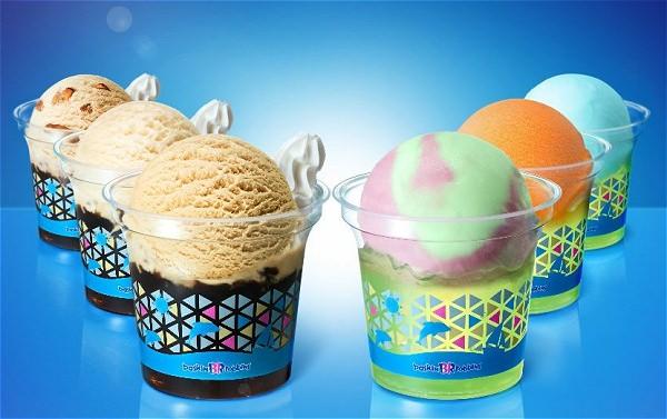 ↑ Jelly Cup Sundae(ゼリーカップサンデー)