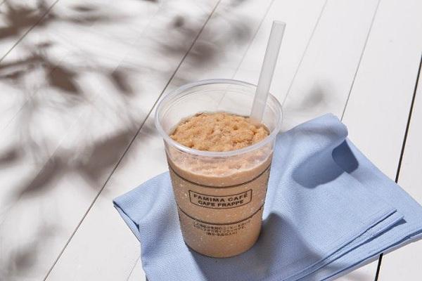 ↑ カフェフラッペ(CAFE FRAPPE)(イメージ)