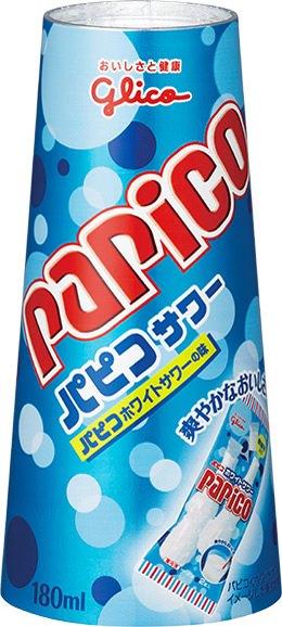 ↑ パピコサワー<パピコホワイトサワーの味>