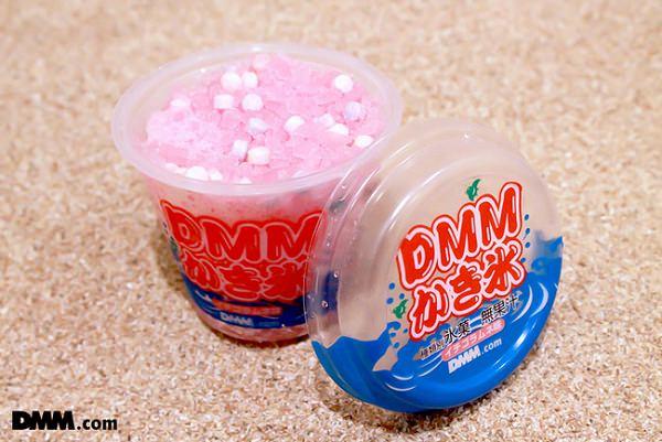↑ DMMかき氷