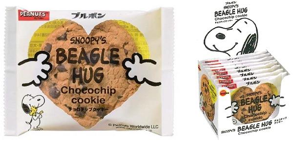 ↑ チョコチップクッキー(スヌーピー)