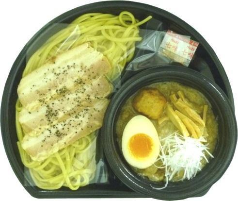 ↑ 俺の つけ麺(濃厚魚介豚骨)
